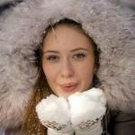 места для фотосессий зимой