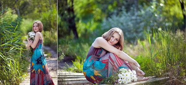 Идеи для студийной фотосессии  фотограф Николай Гулик