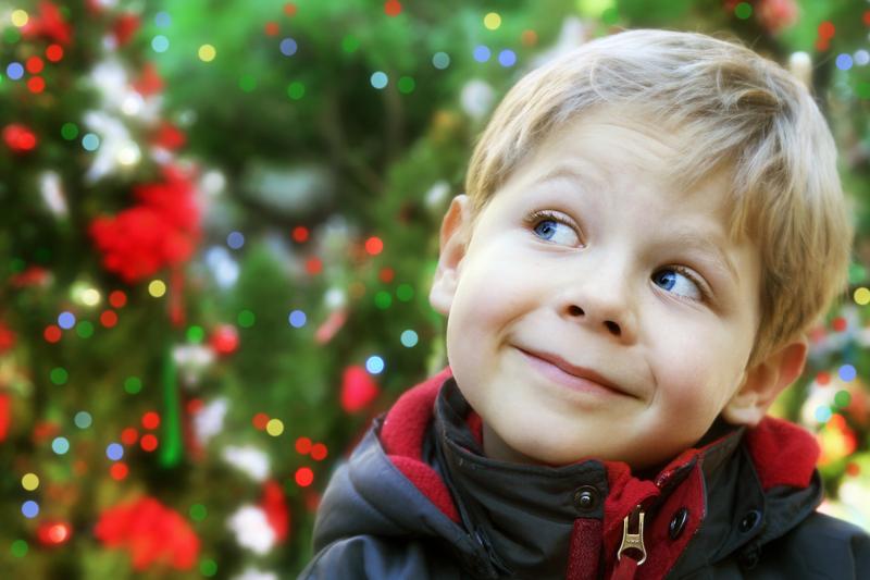 Новогодние игры для детей дошкольного