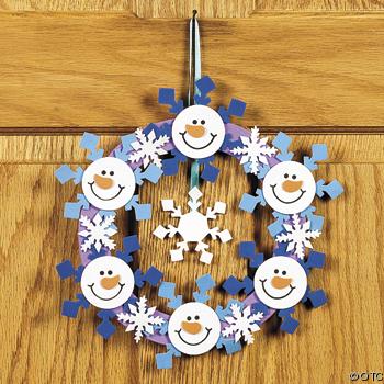 Изготовление снежинки из бумаги своими руками