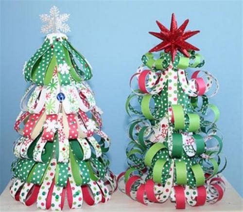Новогодние игрушки своими руками на елку из