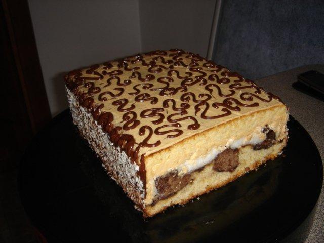 Дешёвый торт своими руками 729