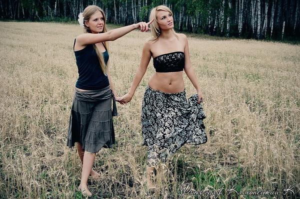 Идеи для фотосесси с подругой 46