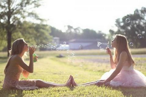 Идеи для фотосесси с подругой 12